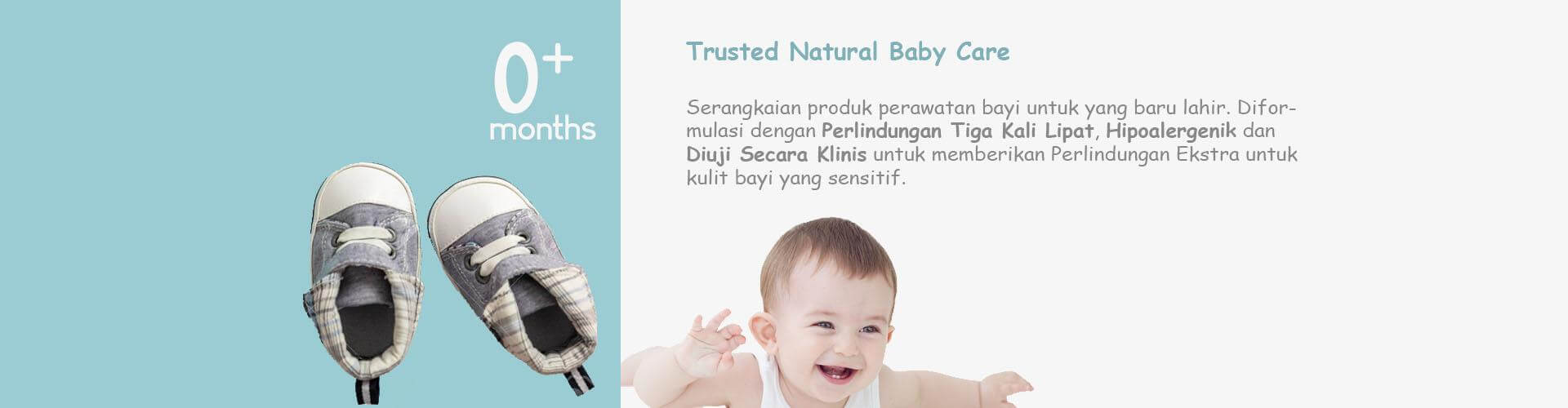 Trusted Natural Baby care